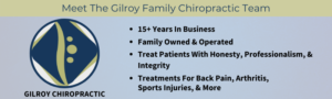 Gilroy Chiropractor 1