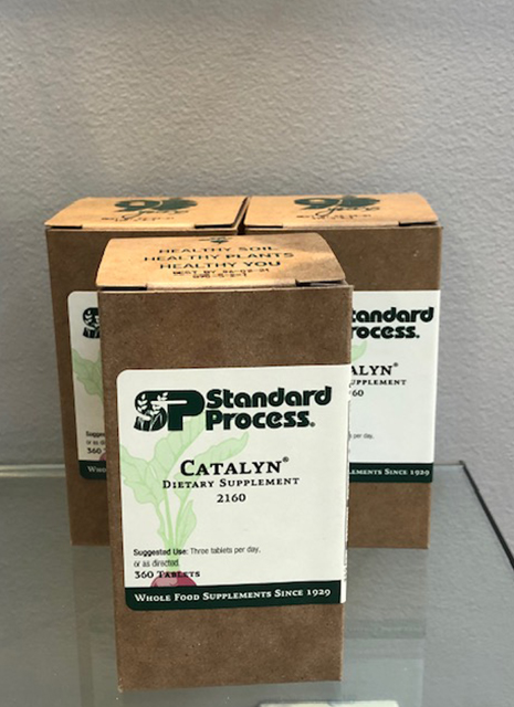 standard process catalyn dietary supplement