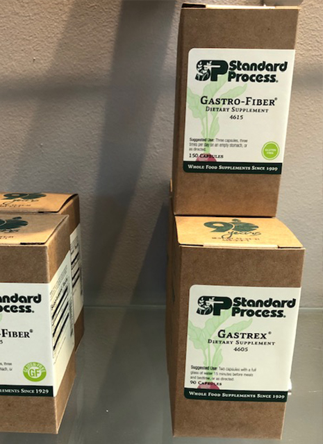 standard process gastro-fiber dietary supplement