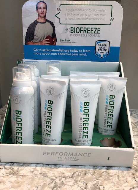 biofreeze pain relief solution