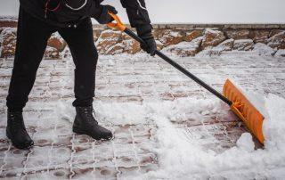 Need an Adjustment After Snow Shoveling? 1