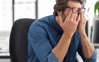 Five reasons to see a chiropractor stress